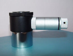 "1.25"" Illuminated Eyepiece with a 12.5mm Focal Length"