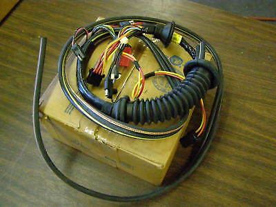 NOS 1971 Ford Lincoln Town Car Door Wiring Harness