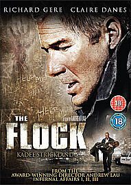 THE FLOCK-DVD-RICHARD GERE-VERY GOOD CONDITION
