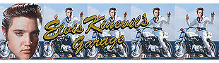 ELVIS KINEVIL'S GARAGE
