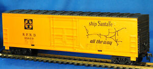 IHC-50-039-Plug-Door-Reefer-SANTA-FE-SFRD-ATSF-All-the-Way