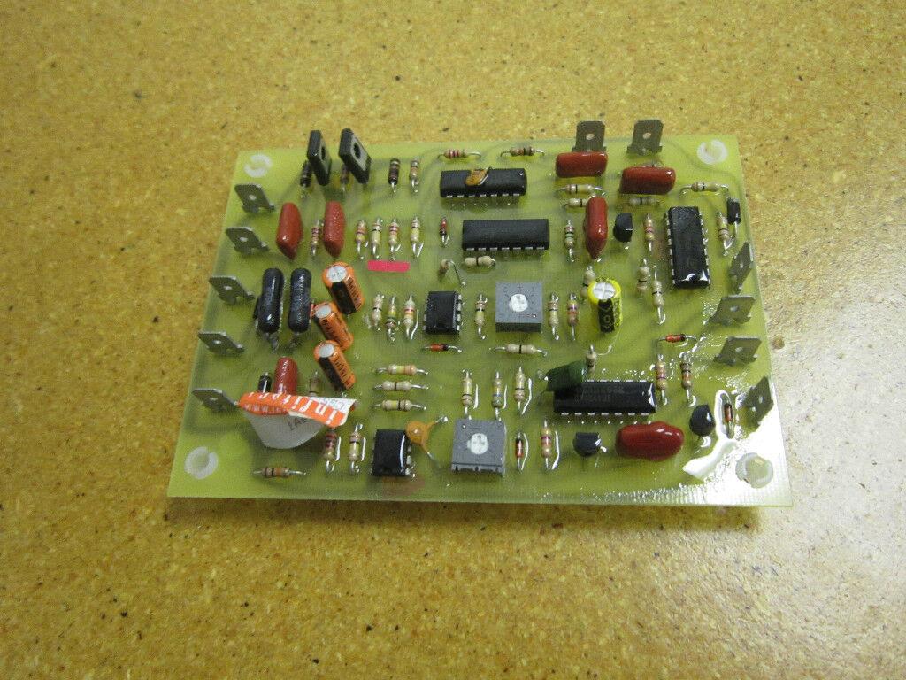 Infitec CS5-449 Loader Circuit Board Gently Used