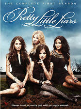 Pretty Little Liars: The Complete First Season (DVD ~5-Disc Set) ~ New & Sealed!