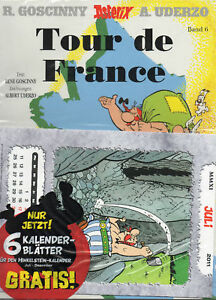 Tour de France/Band 6/Comic/Neu Kalender