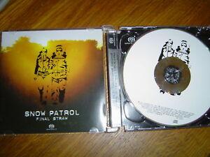 Snow Patrol - Final Straw [Hybrid SACD] (CD 2004) surround sound dsd