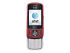 Cell Phone: Pantech Matrix C740 - Red (AT&T) Cellular Phone
