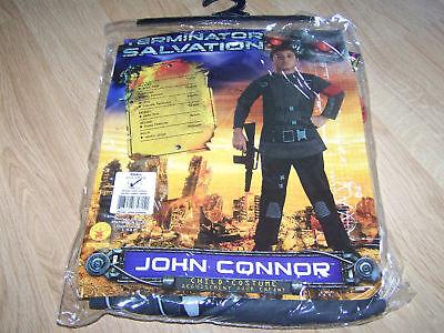 Size Small 4-6 Terminator Salvation John Connor Halloween Costume