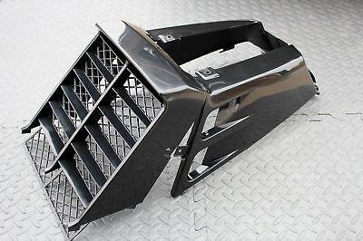 Yamaha Banshee Gas Tank Plastic Wrap + Grill Black Fits 1987-2006