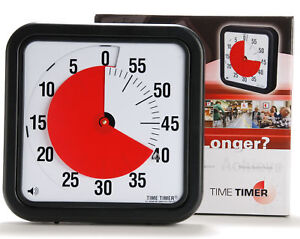 TIME-TIMER-8-Visual-AUTISM-ADHD-Aspergers-Special-Need
