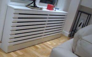 Medium  Radiator Cover/Cabinet Modern Style