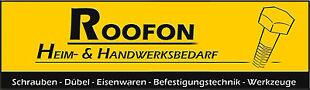 ROOFON Heim und Handwerksbedarf
