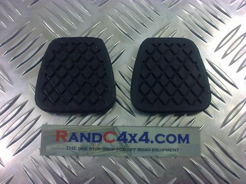 LandRover Freelander Clutch Brake Pedal Rubber DBP7047L