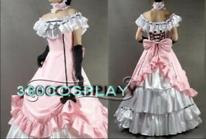 BLACK-BUTLER-Kuroshitsuji-Ciel-COSPLAY-DRESS-COSTUME