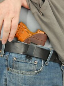 Barsony-Brown-Leather-IWB-Holster-for-KIMBER-ULTRA-CARRY ...