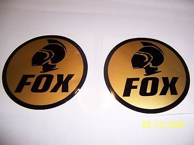 Vintage Fox Mini Bike Replacement Decal Stickers (1 Set )