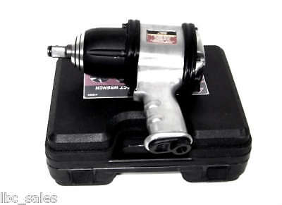 3/4 Drive Air Impact Wrench Twin Hammer 1220ft/lb 3/4 Dr Air Compressor Wrench