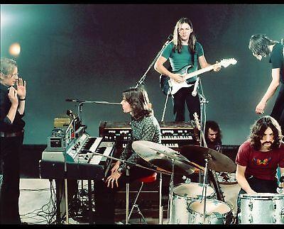 Pink Floyd Rock N' Roll Legends 8x10 Group Photo
