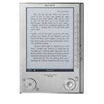 Sony Sony Reader Digital Book Reader Digital Book 250MB, 6in - Red