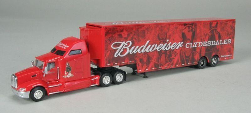 Budweiser Clydesdales Kenworth T660 Speccast Diecast