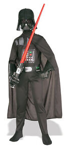 OFFICIAL-LICENSED-DARTH-VADER-BOYS-SIZE-L-12-14-COSTUME