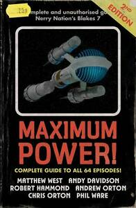 MIWK-Maximum-Power-A-Guide-to-Blakes-7-Blakes-7