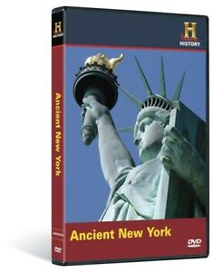 NEW-Ancient-New-York-DVD-2009-City-Discoveries-The-History-Channel-Sealed