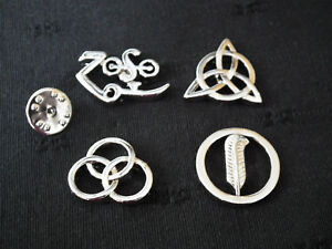 Led-Zeppelin-4-Symbols-Pin-Badges-Superb-Set