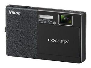 Nikon COOLPIX S70 12.1 MP Digital Camera...