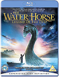 The Water Horse - Legend Of The Deep (Blu-ray, 2008)