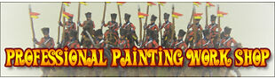 Professional Painting Work Shop