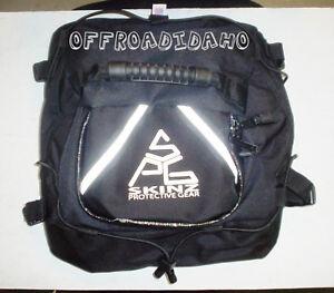 yamaha phazer bag storage snowmobile tunnel skinz mtx pak skins pack