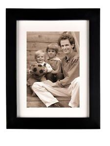 wooden picture photo frame 16x20 matte to12x16  #8300