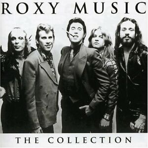 ROXY MUSIC The Collection CD Bryan Ferry Best Of NEW