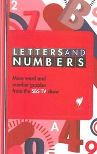 Letters and Numbers 2 by Hardie Grant Bo...