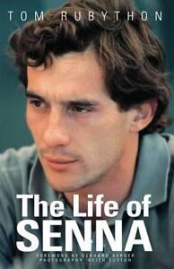 The Life of Senna by Tom Rubython (Hardback, 2011)