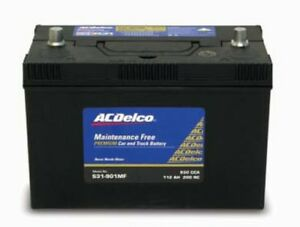 AC Delco 12V 710cca N70ZZL LANDCRUISER PATROL battery truck/4wd/boat