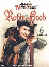 Robin Hood - 6 Episodes (DVD, 2004)