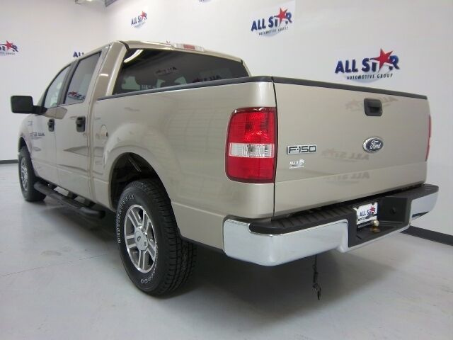 Picture of a 2WD SuperCre 4.6L 4.6L V8