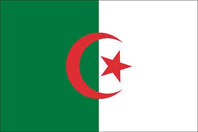 Sticker Drapeau Algérie