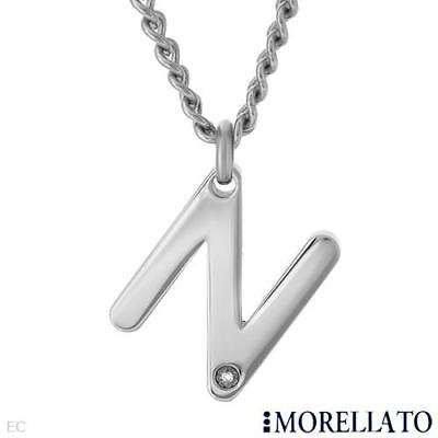 Morellato Necklace Genuine Diamond Metallic $75 N
