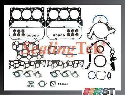 2000 Ford Mustang 3.8l V6 Vin 4 Engine Full Gasket Set