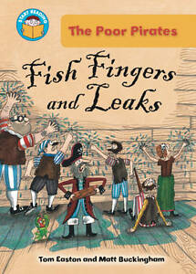 The Poor Pirates Fish Fingers and Leaks Tom Easton amp Matt Buckingham paperbac - south uist, Western Isles, United Kingdom - The Poor Pirates Fish Fingers and Leaks Tom Easton amp Matt Buckingham paperbac - south uist, Western Isles, United Kingdom