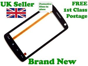 Digitizer Screen lens for HTC Touch HD T8282 Blackstone