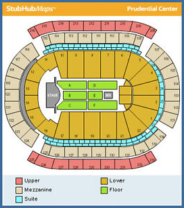 Justin Bieber Tickets 07/30/13 (Newark) - VIP Package