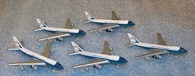 Lot Of 5 Micro Machines Air Force One Miniature