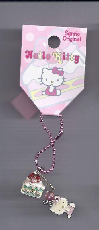 Sanrio Hello Kitty Cell Phone Charm Cake