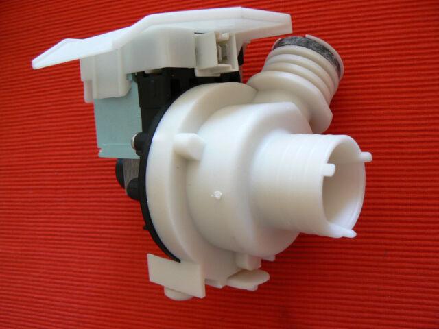 GENUINE HOTPOINT / ARISTON / INDESIT WASHING MACHINE DRAIN PUMP