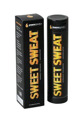 Sports Research SWEET SWEAT Workout Enhancer Stick - 6.4 oz BURN FAT
