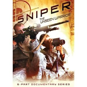 SNIPER THE UNSEEN WARRIOR DVD 6 PART DOCUMENTARY R4 4HR WAR WWII IRAQ VIETNAM