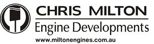 CHRIS MILTON ENGINE DEVELOPMENTS